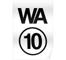 Washington 10 Poster