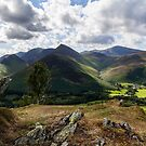 Newlands Valley by Stuart  Gennery
