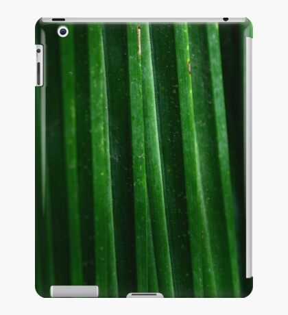 Emerald Frond iPad Case/Skin