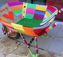A Cosy Wheelbarrow by lezvee
