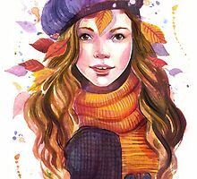 Autumn in my mind by vasylissa