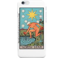 The (North) Star Tarot Card iPhone Case/Skin
