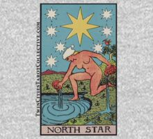 The (North) Star Tarot Card T-Shirt