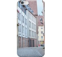 Quiet Empty Street iPhone Case/Skin