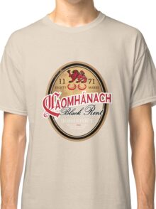Kavanagh Clan Vintage Irish Stout Classic T-Shirt