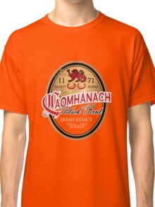 Kavanagh Clan Vintage Irish Stout Classic T-Shirt