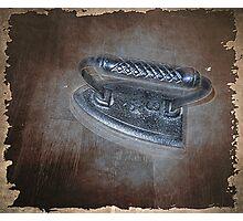 Flat Iron Photographic Print