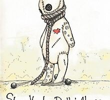 Stop Voodoo Dolls' Abuse by Ionamugdalou