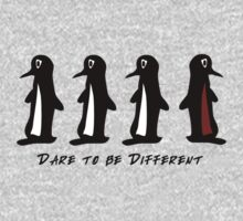 Dare to be different by Ryan Houston