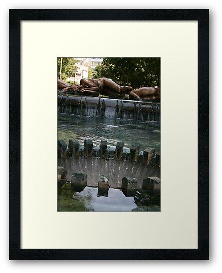 Sculpture Fountain by weallareone