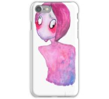 Seccom Masada Sensei watercolor iPhone Case/Skin