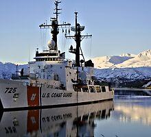 USCGC JARVIS by travisdeichl