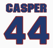 National football player Dave Casper jersey 44 by imsport