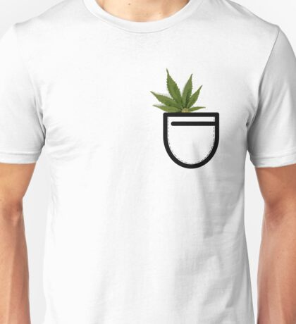 Green in the Pocket Unisex T-Shirt