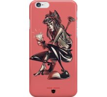 Mine Meow iPhone Case/Skin