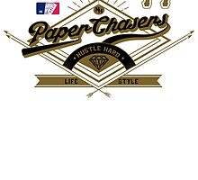 Team Paper Chasers  by shanin666