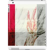 Concatenate #4 iPad Case/Skin