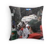 Halifax Mooseheads Throw Pillow