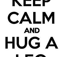 NRLC Keep Calm Leo by nrlc