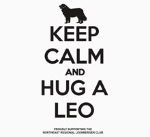 NRLC Keep Calm Leo Kids Clothes