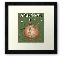 Le Petit Hobbit Framed Print