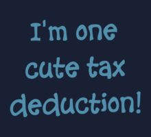 Tax Deduction by Ryan Houston