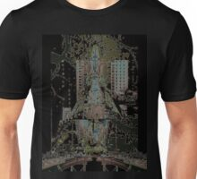 From Paris to New York Unisex T-Shirt
