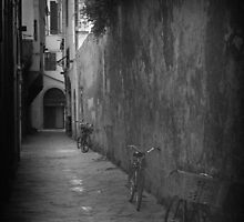 Italian Alley by Kim Doyle