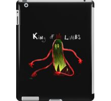 Hail the King of Limbs iPad Case/Skin