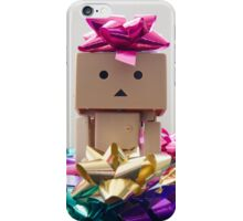 Christmas Wrapping iPhone Case/Skin