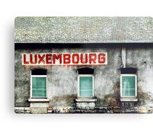 Luxembourg Metal Print