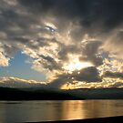 Columbia River Cloudscape by Starlisa