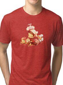 Fluffiest Generation Tri-blend T-Shirt