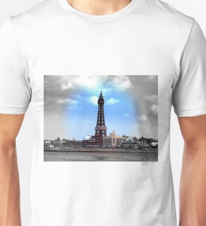 Blackpool Tower Unisex T-Shirt