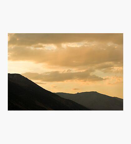 Sierra Sky Photographic Print