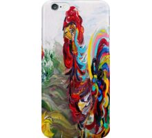 It's a Cockadoodle Do Morning! iPhone Case/Skin