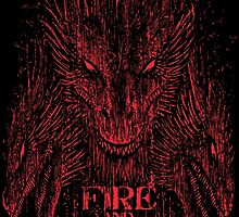 Fire and Blood by Fuacka