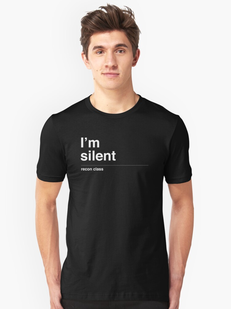 I'm silent by tombst0ne