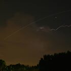 Cloud-To-Air Lightning by MMerritt
