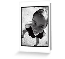 Funny Kiddo Greeting Card