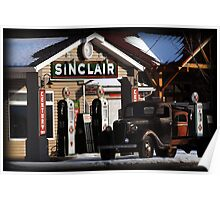 Sinclair Gas - American Fork, UT Poster