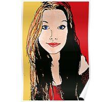 Digital Amy-lee Poster