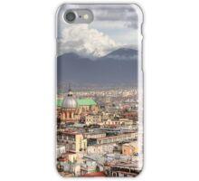 Napoli View iPhone Case/Skin