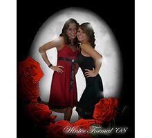 Formal Photographic Print