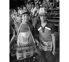 Rodeo Sales Kids Photographic Print
