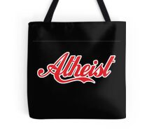 Atheist 'Coke' Design (any background) Tote Bag