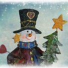 The Snowman  by Nicole  Markmann Nelson