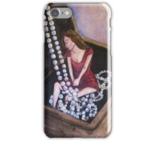 Precious Pearls iPhone Case/Skin