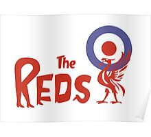 The Reds - Kinks Poster