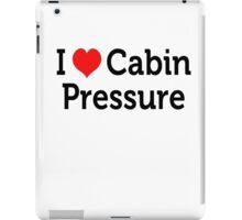 I Love Cabin Pressure iPad Case/Skin